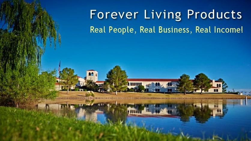 Join Forever Living