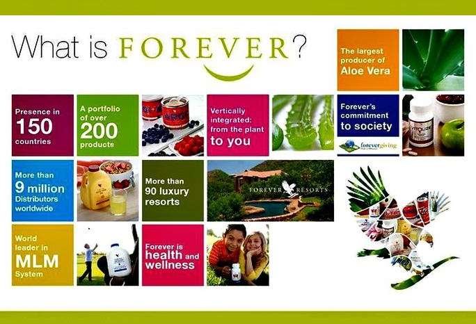 Forever Living Business Owner